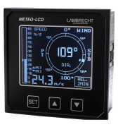 METEO-LCD-NAV · Digital ship display