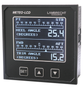 METEO-LCD-NAV · Digital indicator for ships