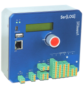 Ser[LOG] · Data logger