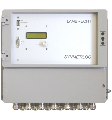 SYNMET-LOG · Datenlogger